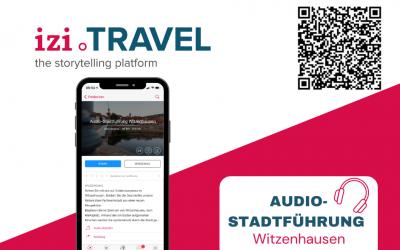 Jetzt neu! Audio-Stadtführung in Witzenhausen